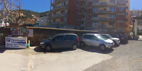 parcheggio asiamel